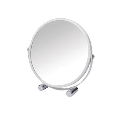 MIROIR A POSER METAL CHROME